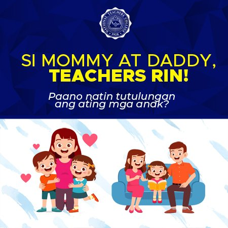 SI MOMMY AT DADDY, TEACHERS DIN! (Parenting Webinar)