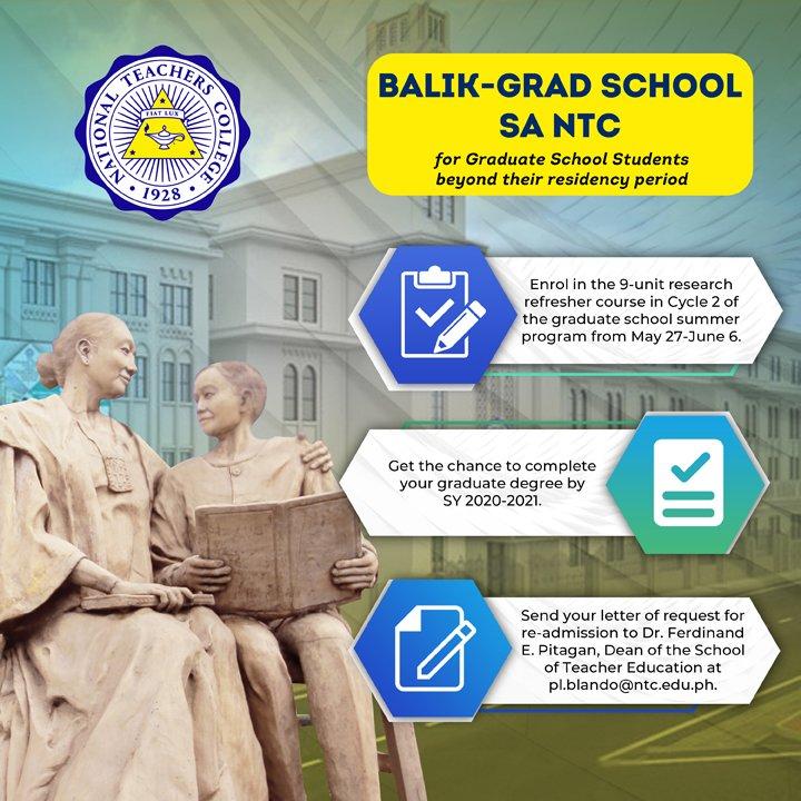 BALIK-GRAD SCHOOL SA NTC