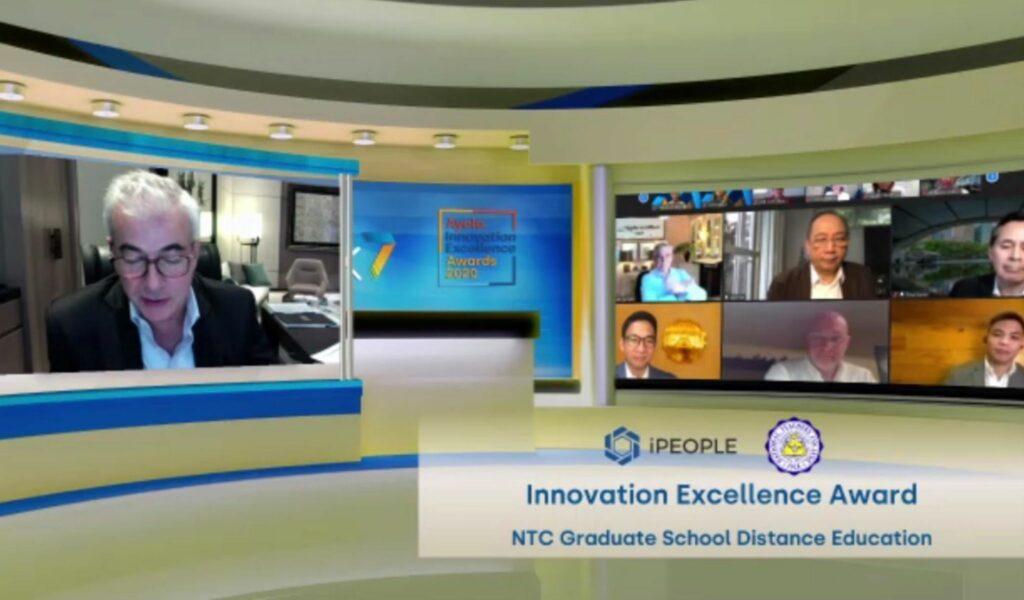 Graduate School Distance Education