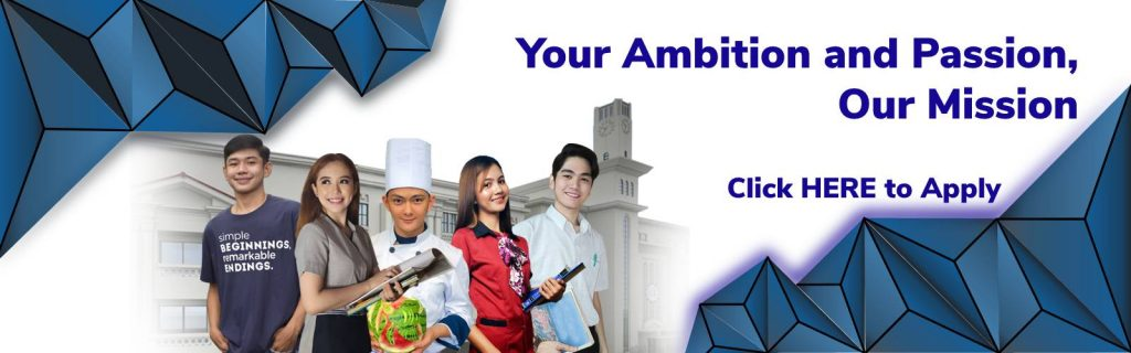 Passion and Ambition Enroll Now