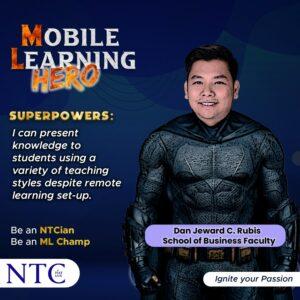 Mobile Learning Hero: Mr. Dan Rubis