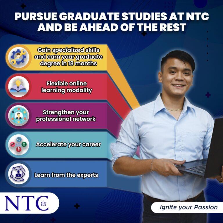Benefits of Pursuing Graduate Studies3
