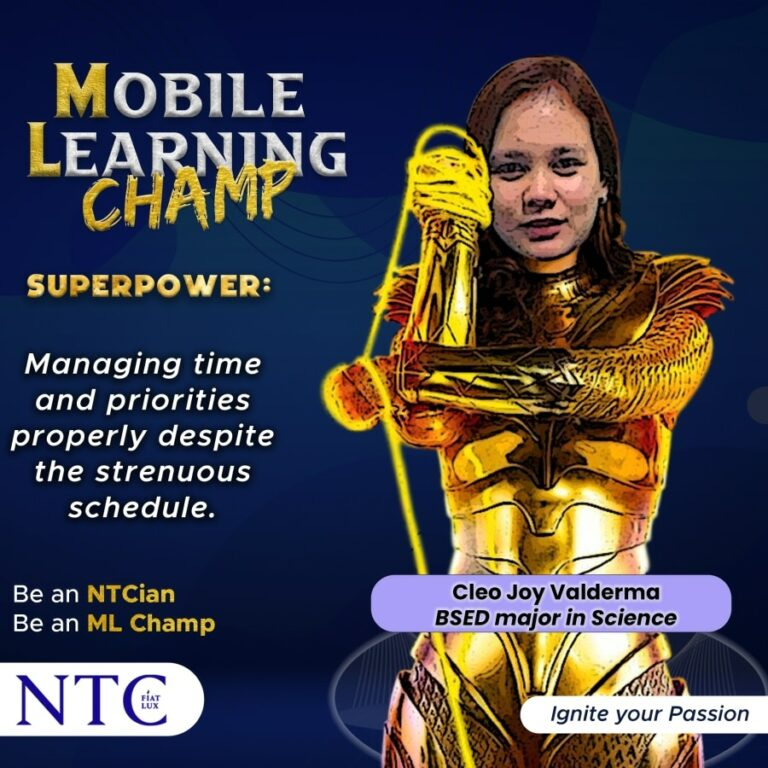 Mobile Learning Champ