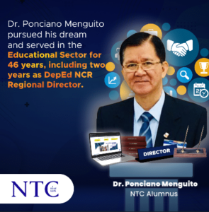Dr. Menguito: A Leader with Ambition
