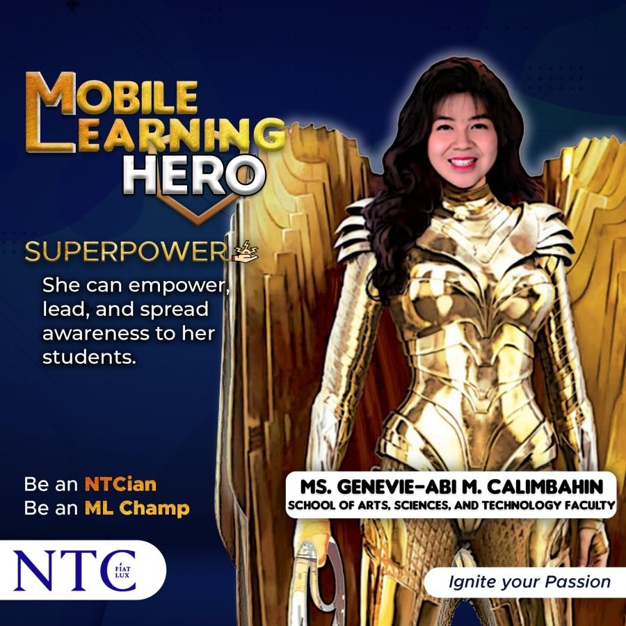 ML Hero: Genevie-Abi Calimbahin