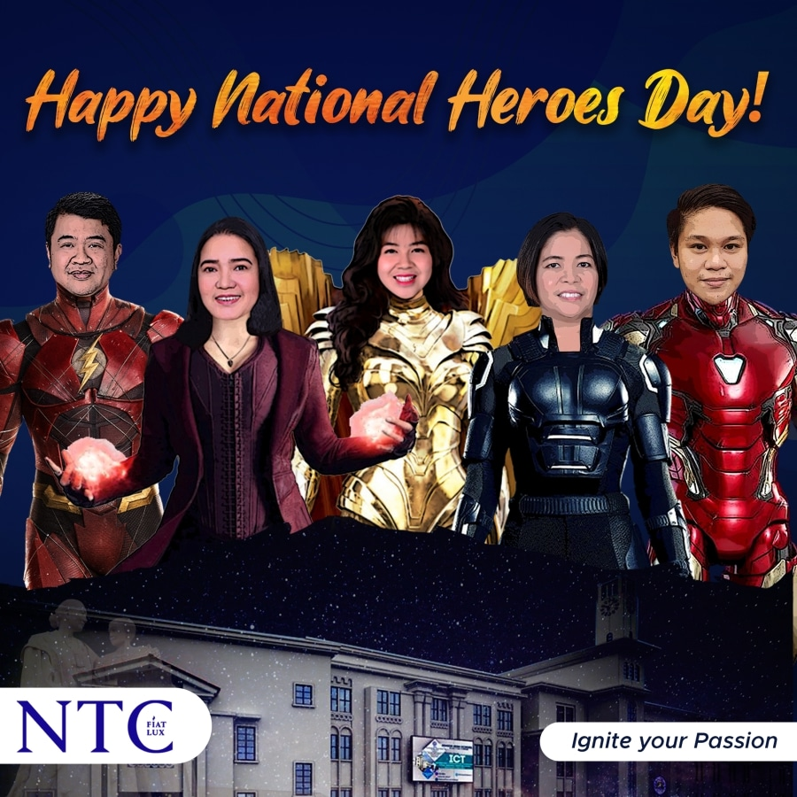 Happy National Heroes Day!