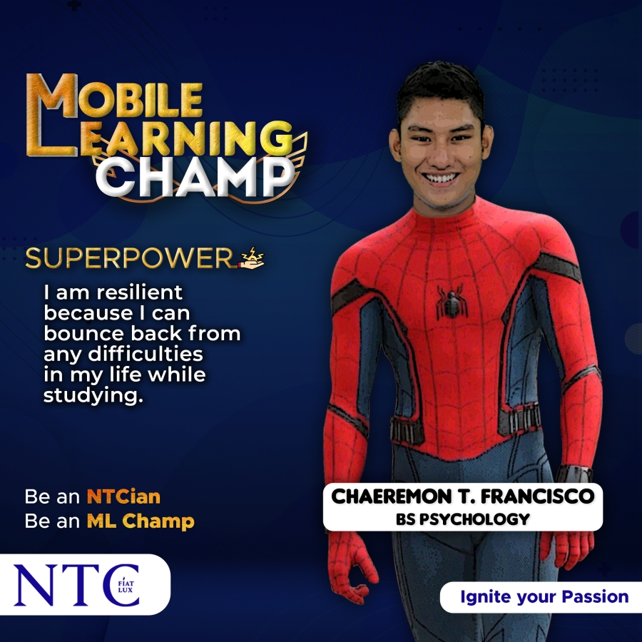ML Champ: Chaeremon Francisco