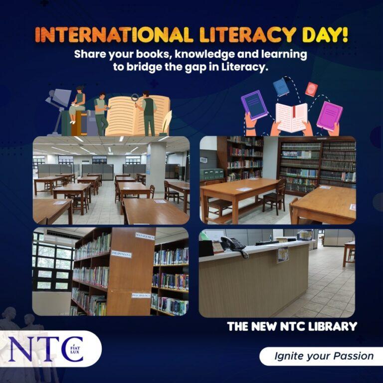 International Literacy Day!