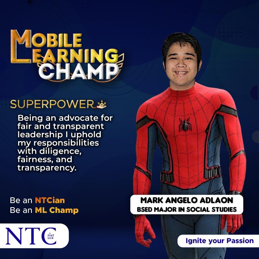 ML Champ: Mark Angelo Adlaon