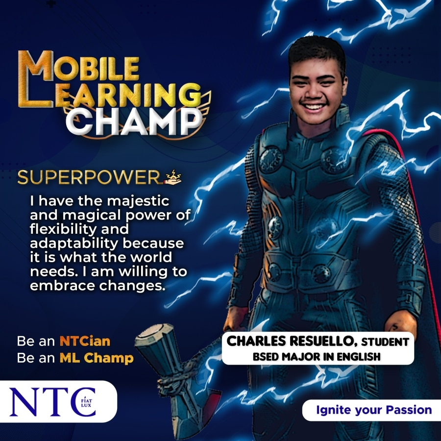 Meet our ML Champ: Charles Resuello
