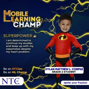 Our ML Champ: Dylan Matthew Corpuz