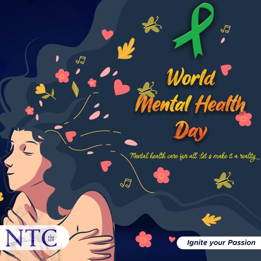 NTC cares about your Mental Health